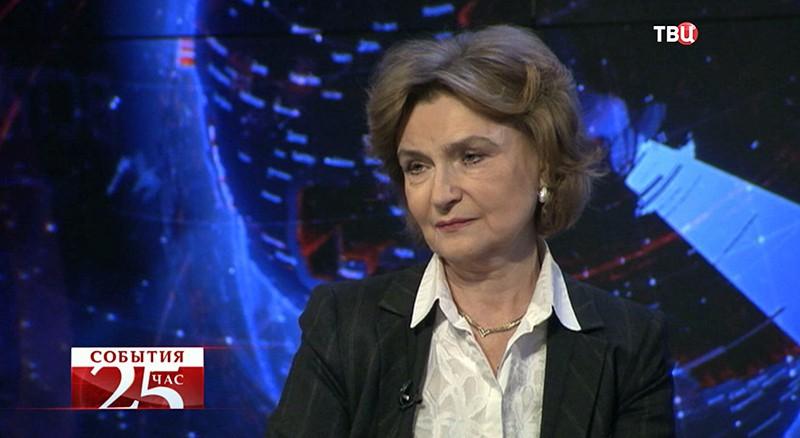 Наталия Нарочницкая, глава Европейского института демократии и сотрудничества