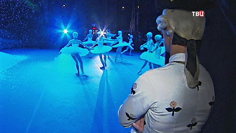 Спектакль в Большом театре