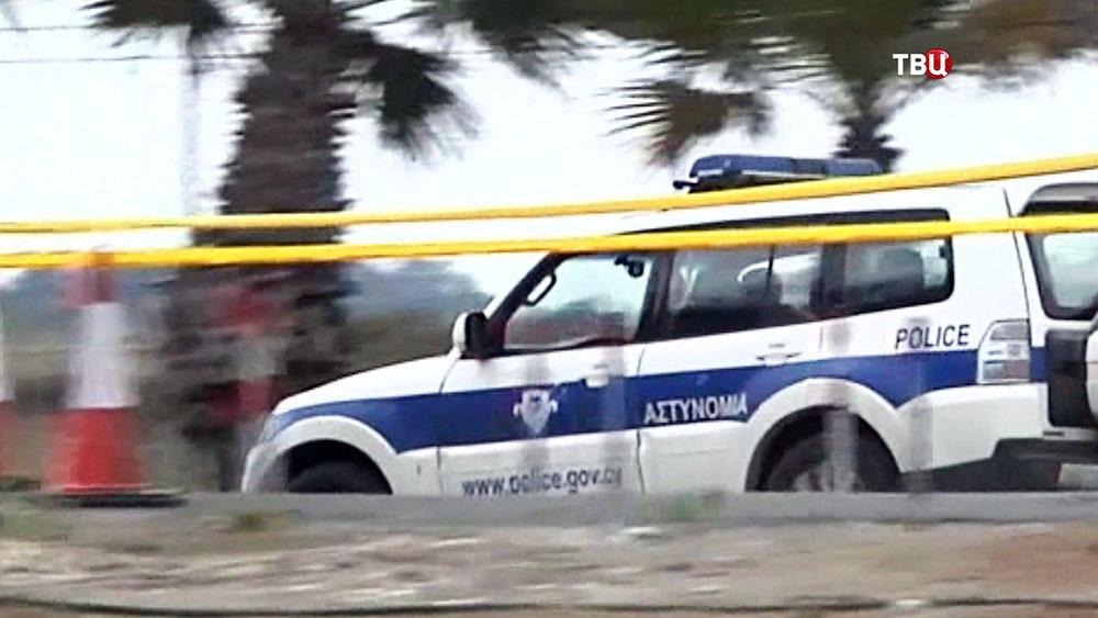 Полиция Кипра
