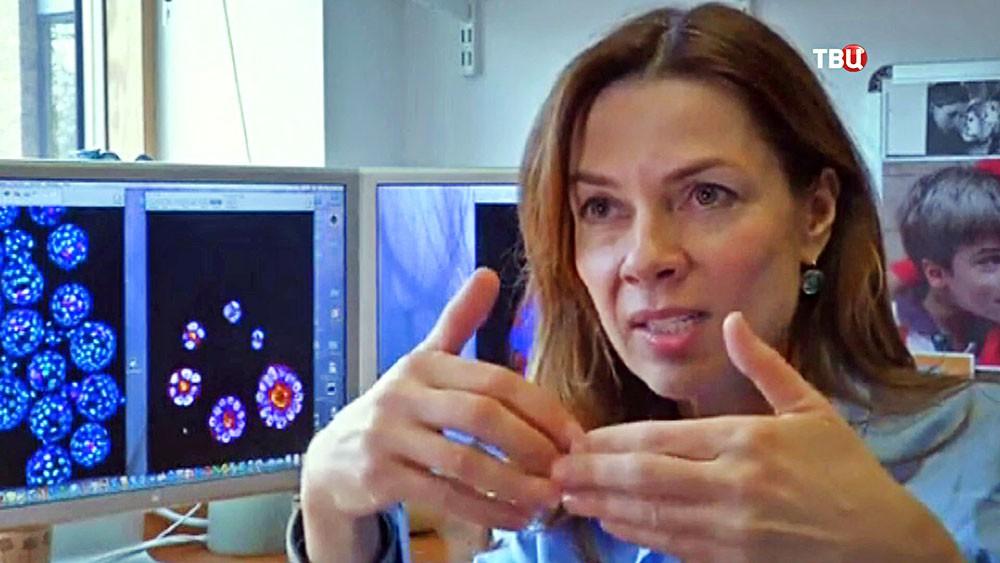 Профессор физиологии Кэмбриджа Магдалена Зерницка-Гётц
