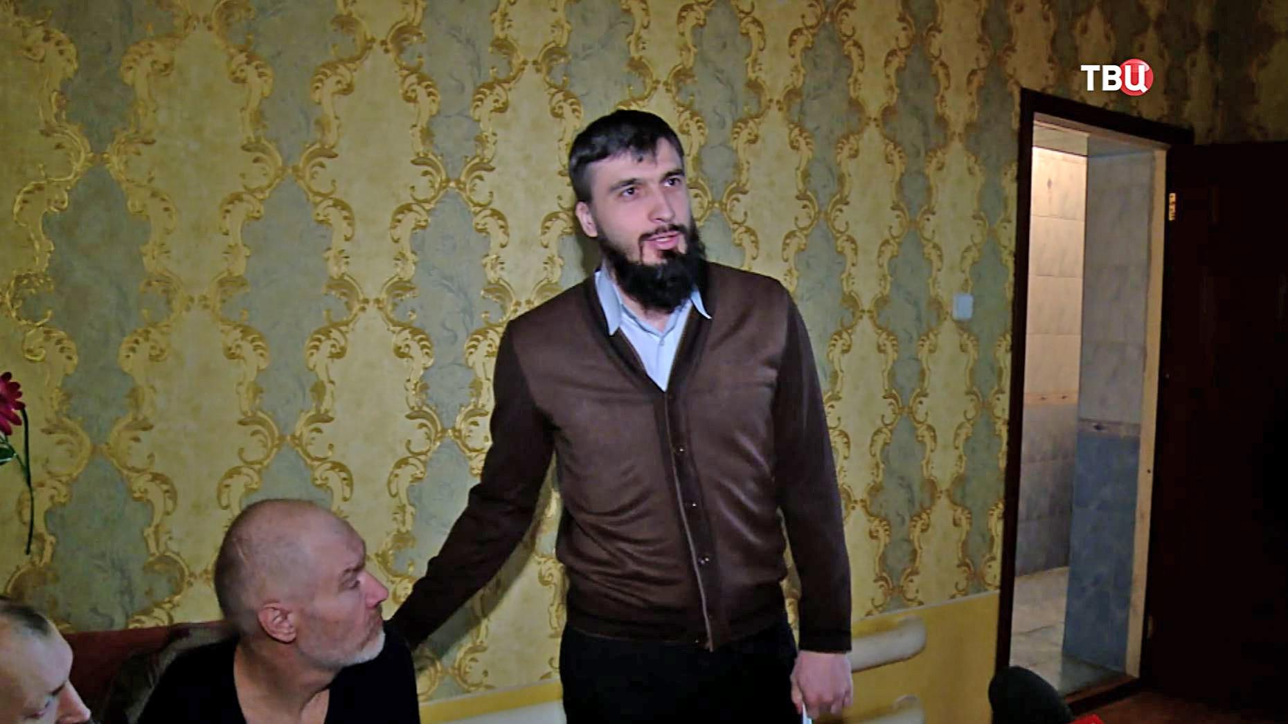 """Бывший священник и хозяин """"Дома старчества"""", Алексей Новожилов"""