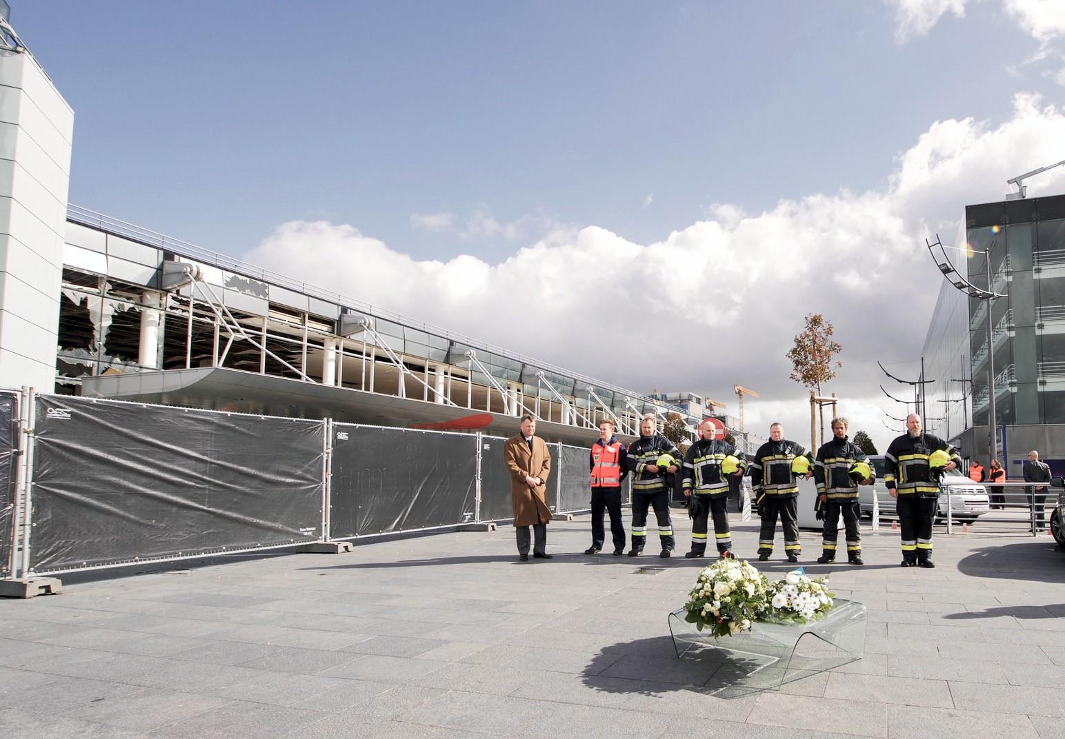 Брюссельский аэропорт возобновил работу— руководитель Brussels Airlines