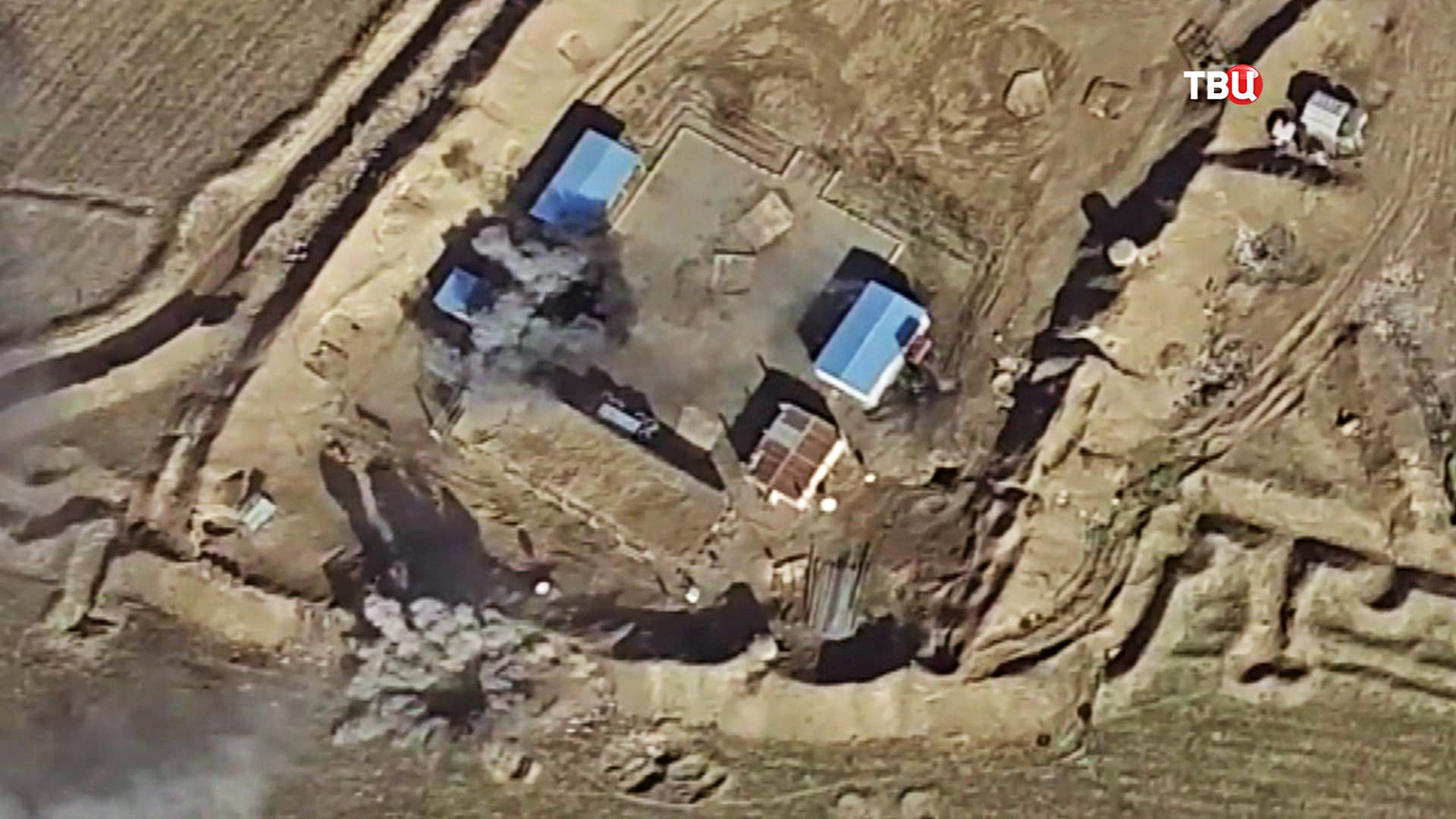 Военные действия в зоне карабахского конфликта
