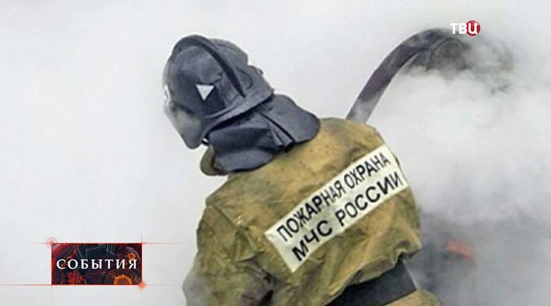 Пожарная охрана МЧС России