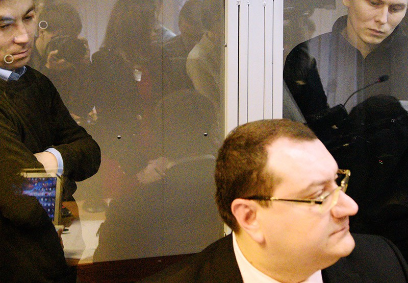 Адвокат Юрий Грабовский