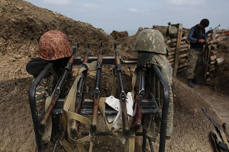 Оружие в зоне Карабахского конфликта