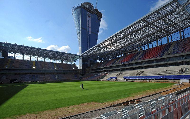 Один из ближайших финалов Лиги Европы может пройти в России