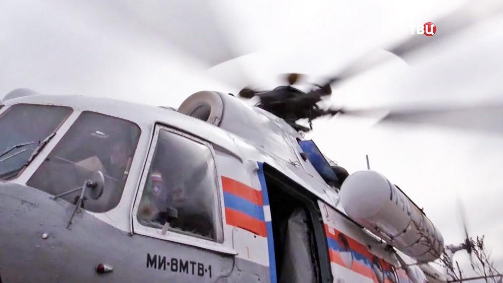 Глава Жуковского центра МЧС находился наборту разбившегося Ми-8