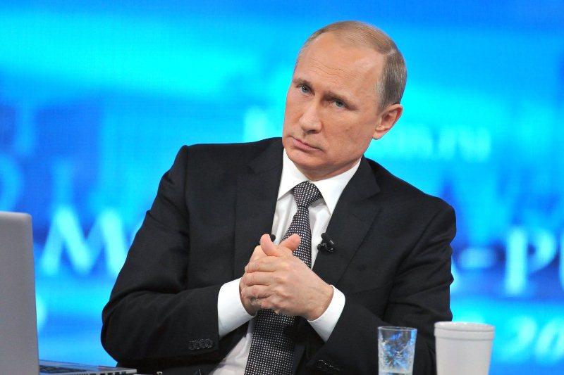 """""""Прямая линия"""" с Владимиром Путиным"""