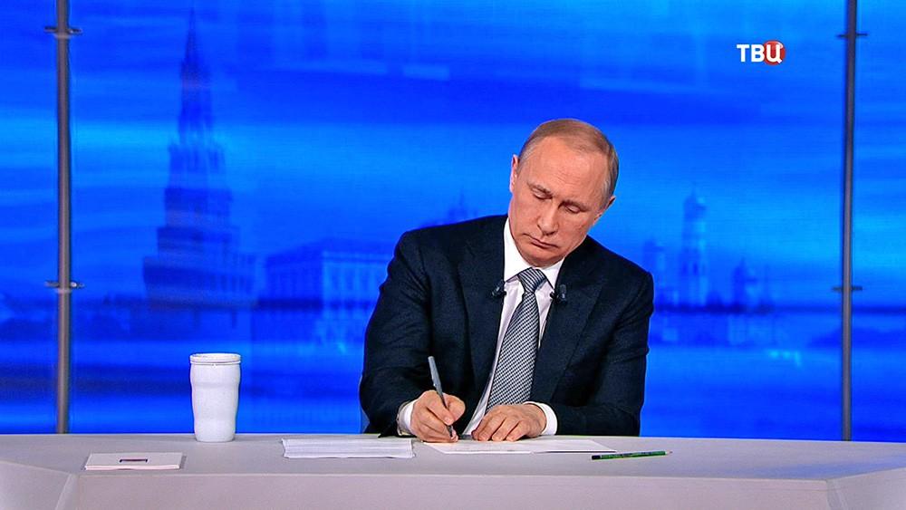 Путин в интервью НТВ опроверг мнение о ручном управлении