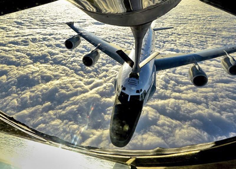 Самолет RC-135 ВВС США