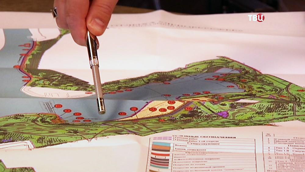 План развития парка