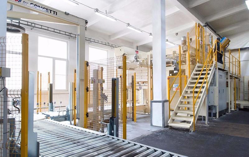 Завод по производству муки