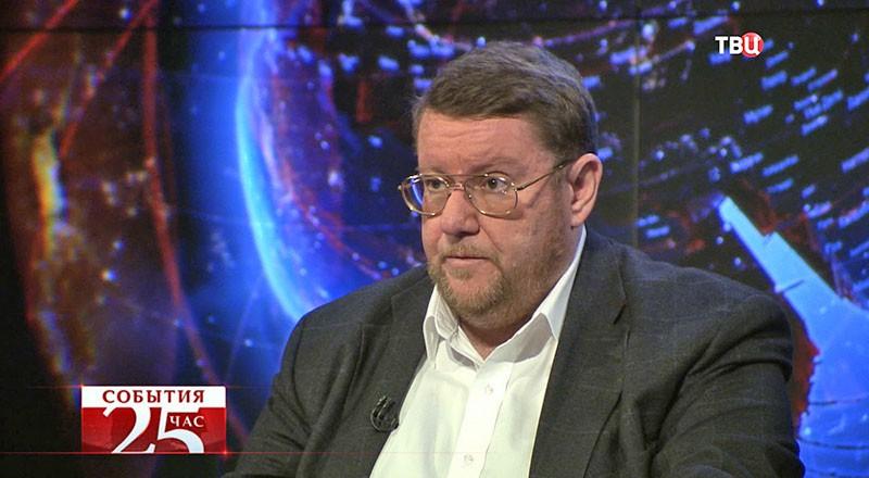 Президент Института Ближнего Востока Евгений Сатановский