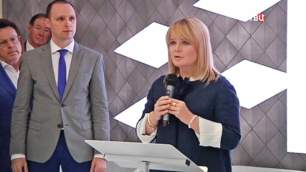 Заммэра Москвы по вопросом экономической политики и имущественно-земельных отношений Наталья Сергунина