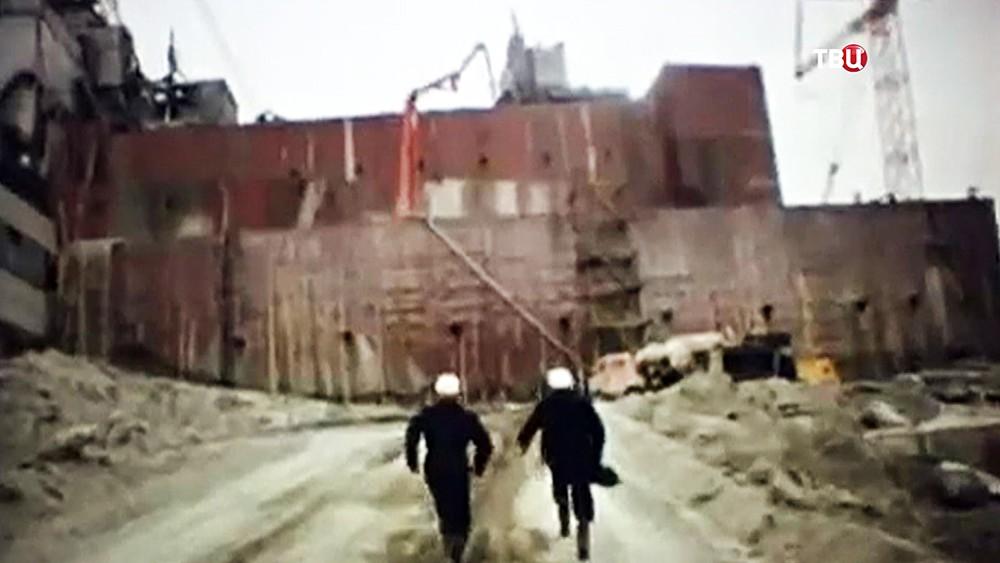 Ликвидация последствий аварии на Чернобыльской АЭС