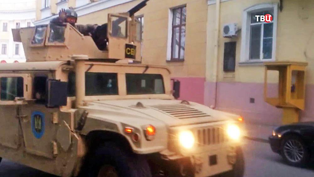 Военная техника в Одессе