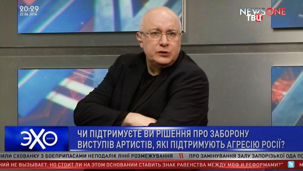 Журналист Матвей Ганапольский