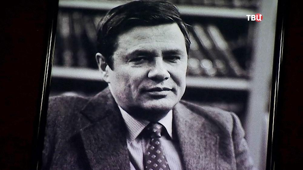 Журналист Игорь Фисуненко