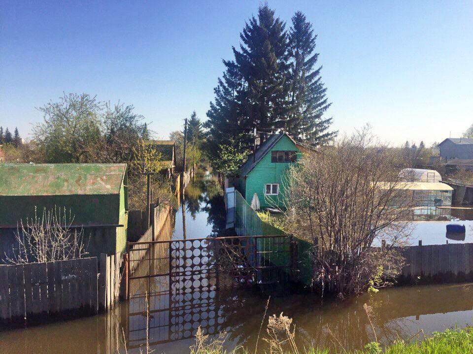 МЧС: ВБашкирии объявлено штормовое предупреждение