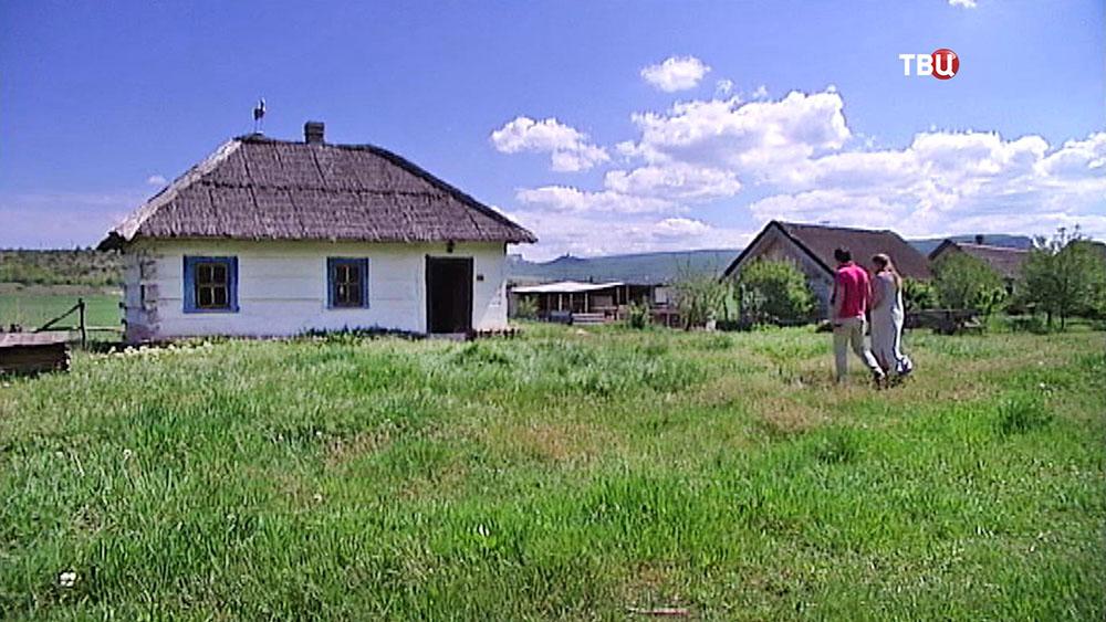 Славянский этнографический комплекс в Крыму