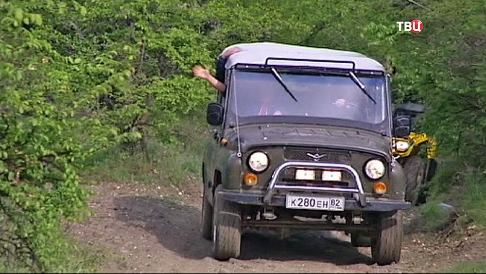 Сафари в Крыму