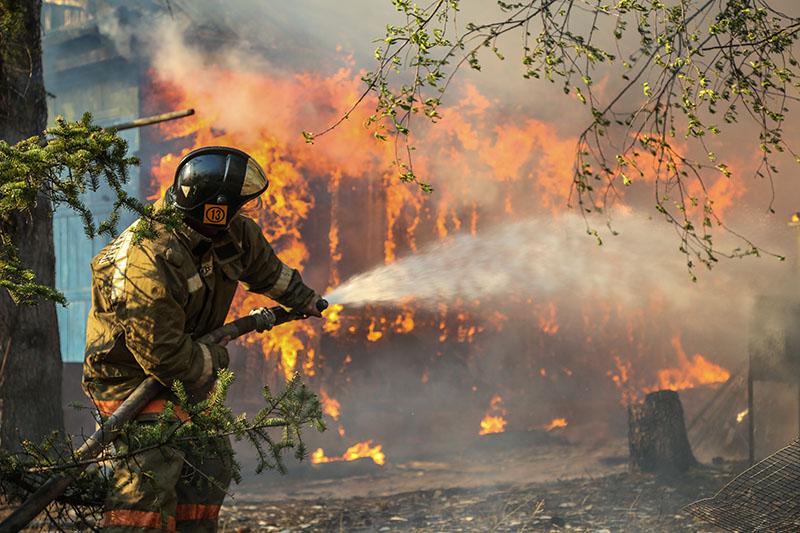 Руководство Приангарья: 28мая потушено десять лесных пожаров
