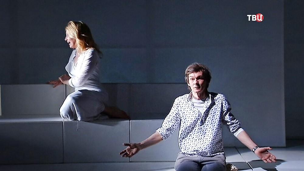 Спектакль Dreamworks в МХТ имени Чехова