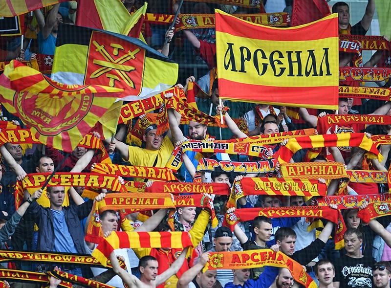 Арсенал переиграл Енисей и сохранил прописку в РФПЛ