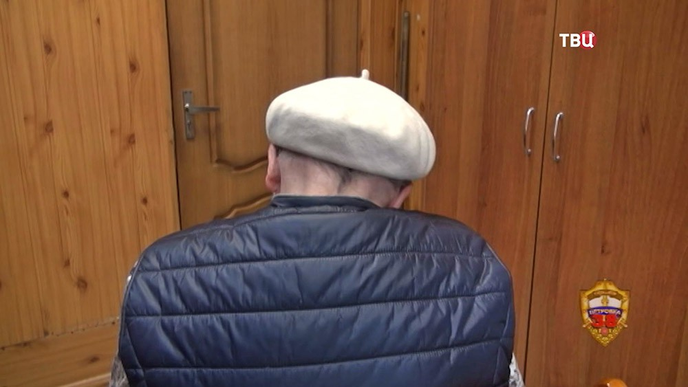 Пострадавшая пенсионерка