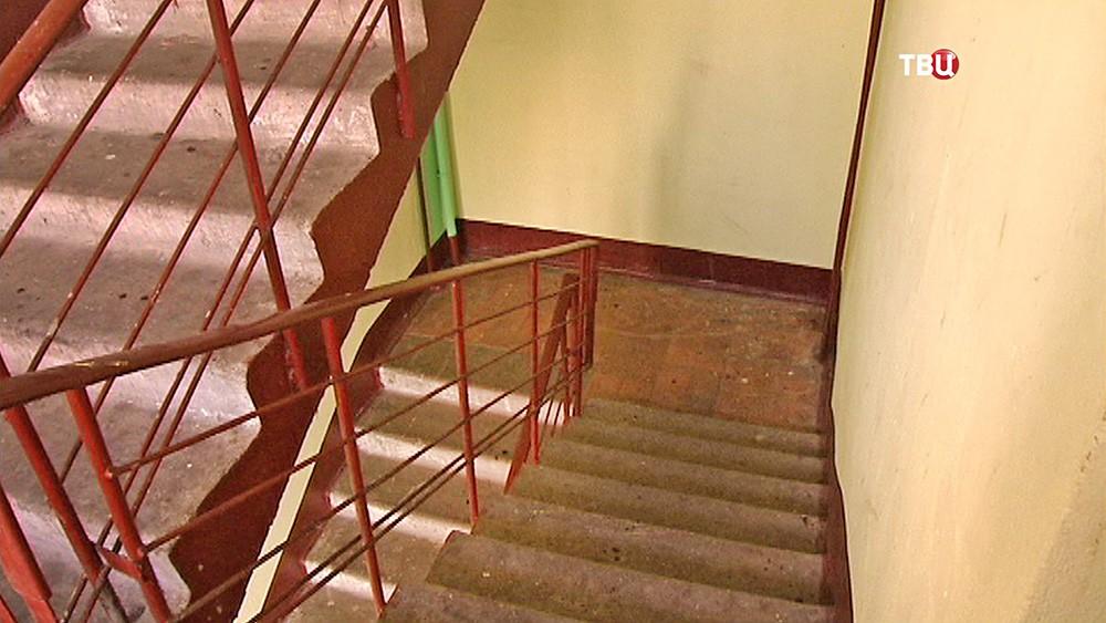 Место убийства 14-летней девушки