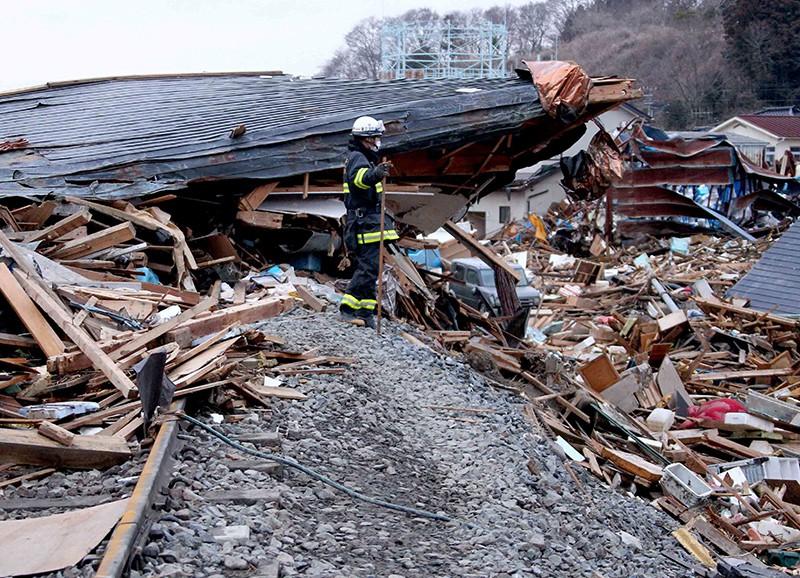 землетрясение техника и оборудование