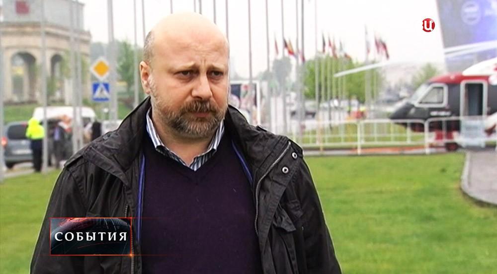 Эксперт комитета по транспорту Государственной думы Роман Гусаров