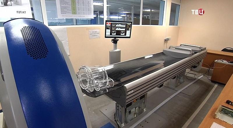 Отечественный позитронно-эмиссионный томограф