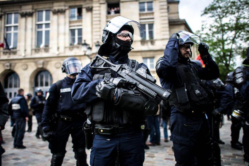 Французский спецназ