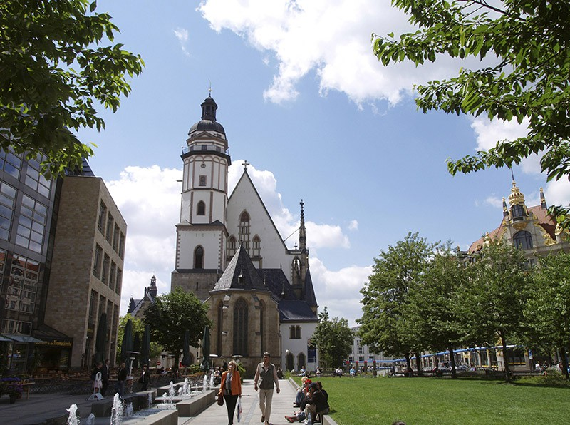 Лейпциг, Германия