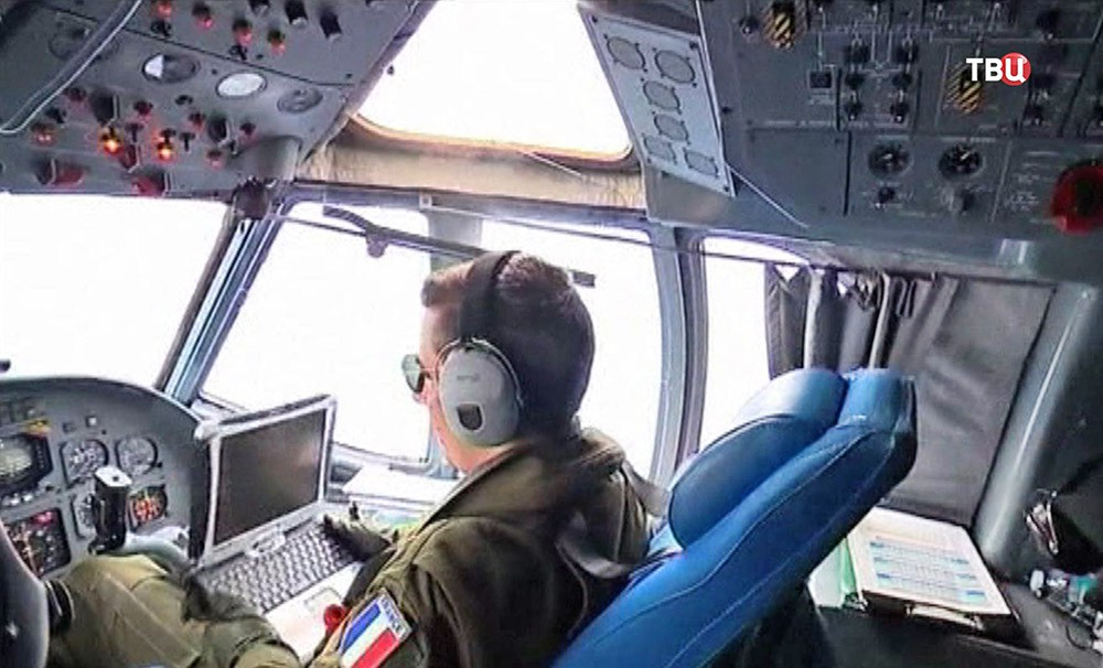 Пилот ВВС Франции
