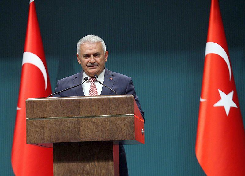 Եվրոպայի անվտանգությունը սկսվում է Թուրքիայից, այսօր մեզ մոտ, վաղը` ձեզ մոտ. Թուրքիայի վարչապետ