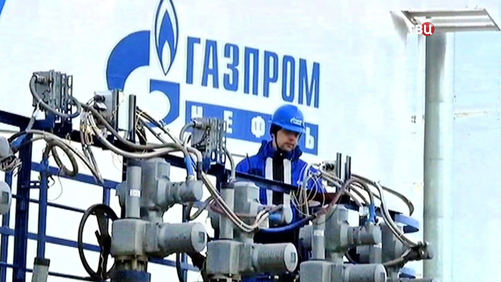 "Тефтеперегонная станция ""ГАЗПРОМ нефть"""