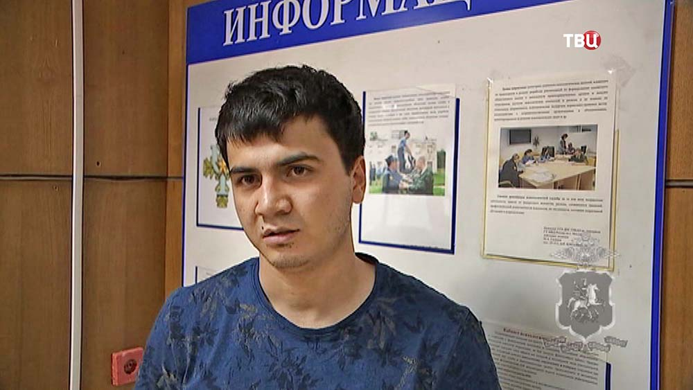 Участник гонок с полицией Абдувахоб Маджидов
