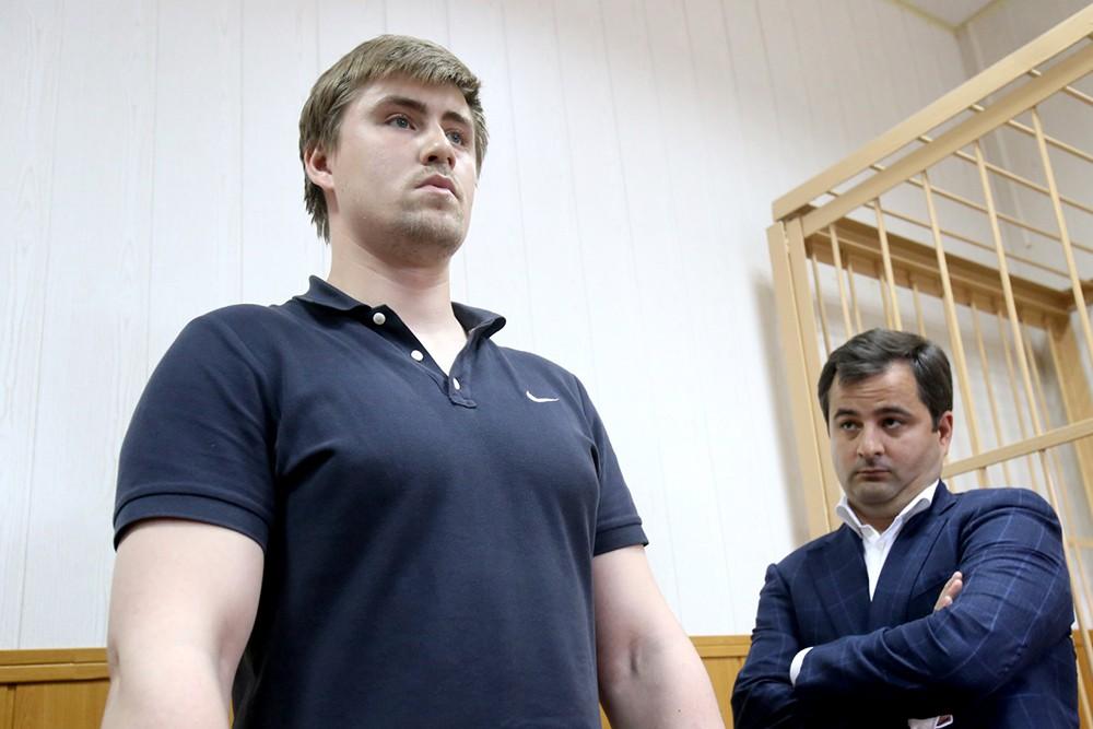 Участник гонок с полицией Виктор Усков в суде