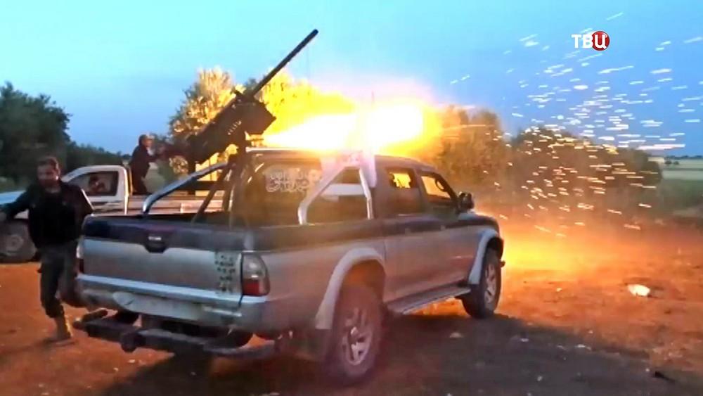 МИДРФ призвал США надавить наотказавшиеся отперемирия вСирии группировки