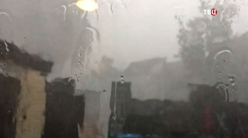 Проливные дожди
