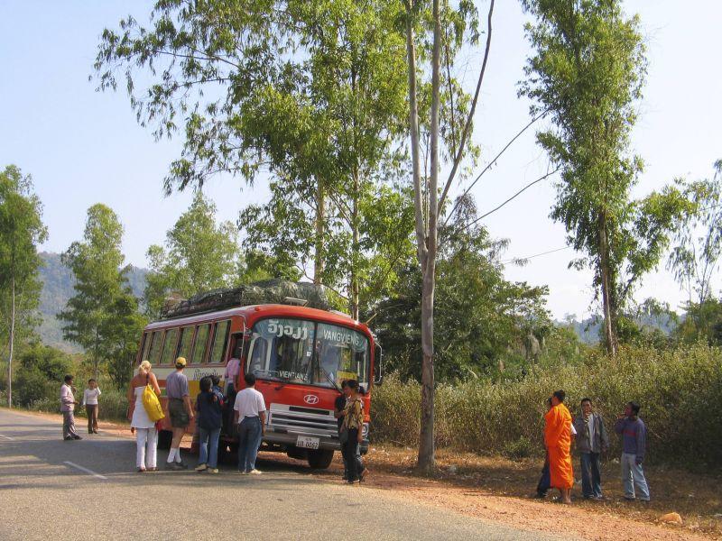 Լաոսում ավտոբուս է պայթել