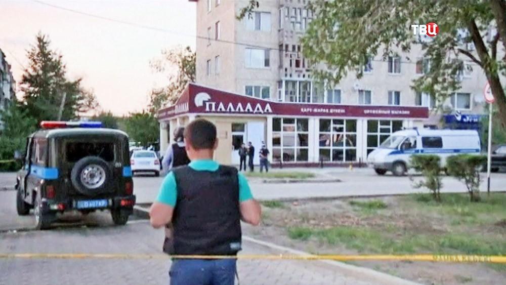 Последствия спецоперации в Казахстане