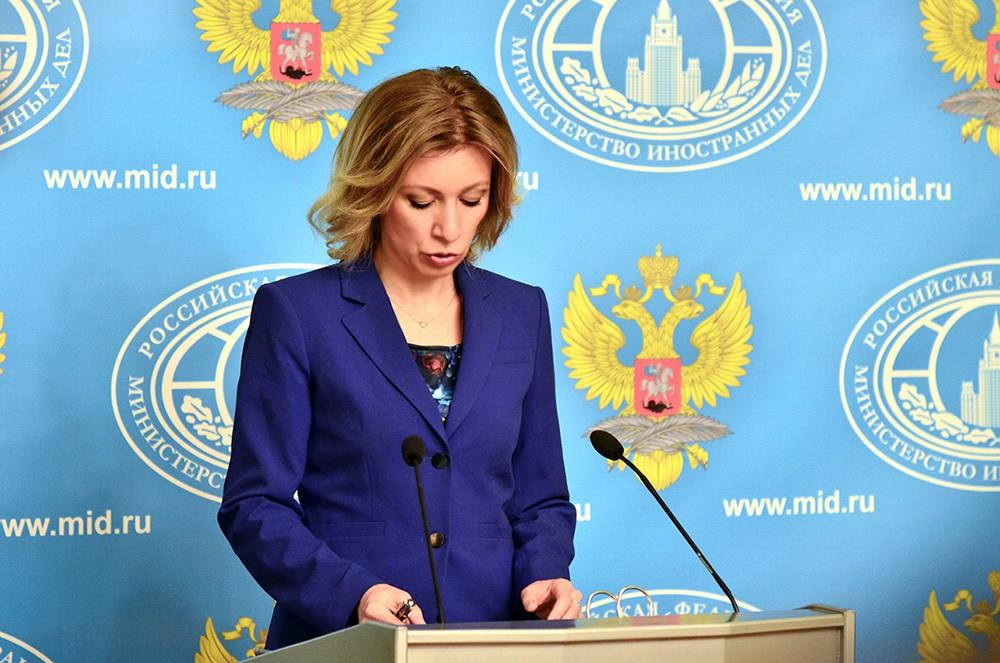Захарова назвала гуманитарную ситуацию вМосуле критической
