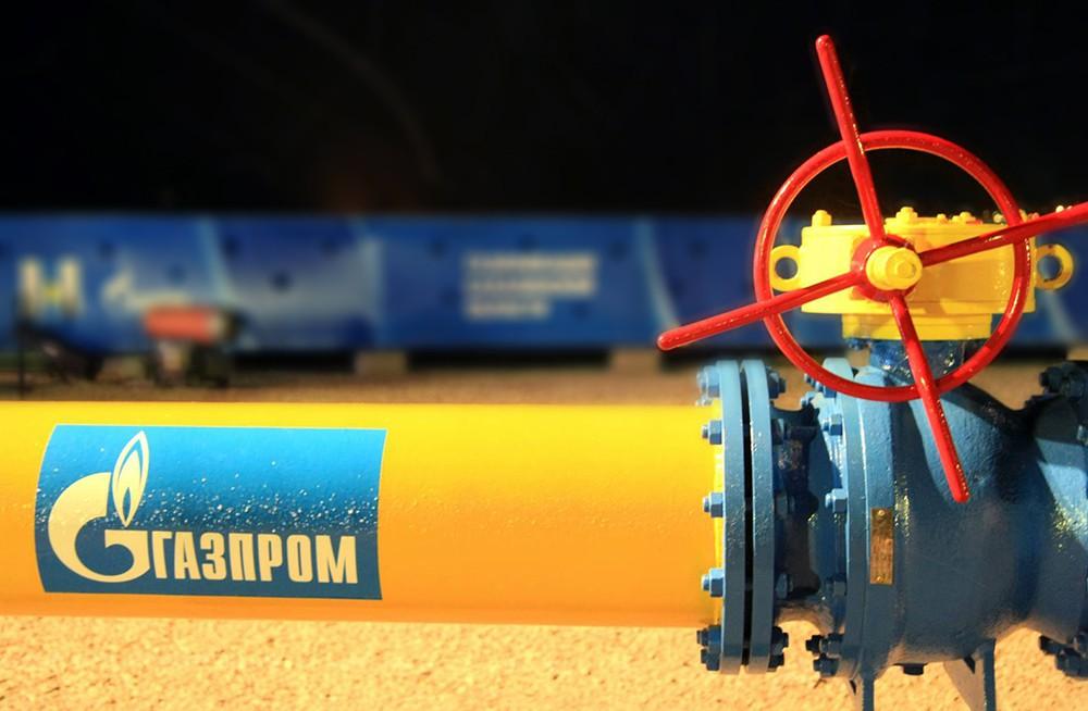 Газоперегонный узел
