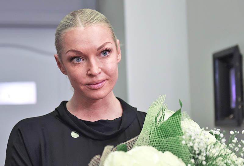 Анастасия Волочкова  официальный сайт
