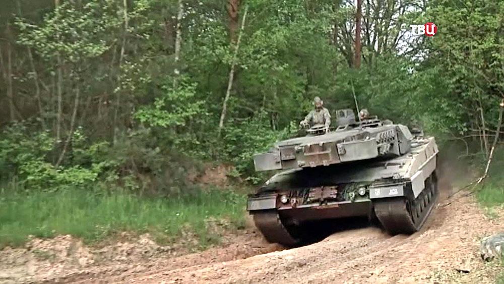 Военная техника армии НАТО