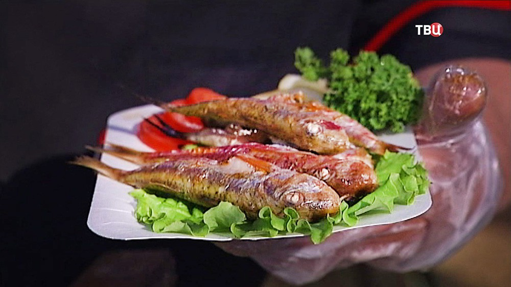 """Фестиваль рыбной кухни """"Барабулька"""" в Крыму"""